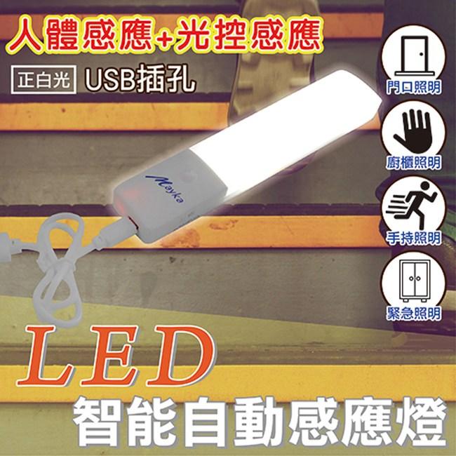 明家 LED智能自動感應燈(GN-1608)