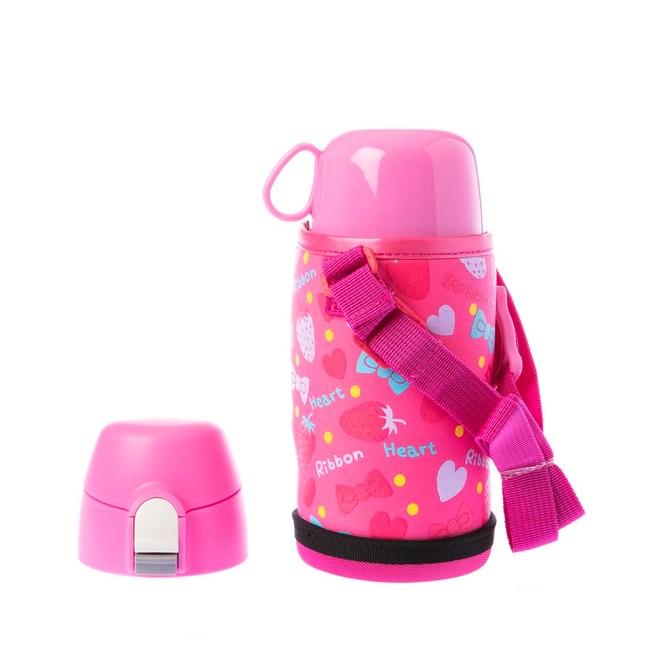 mosh兒童用保溫瓶DBKS450PK