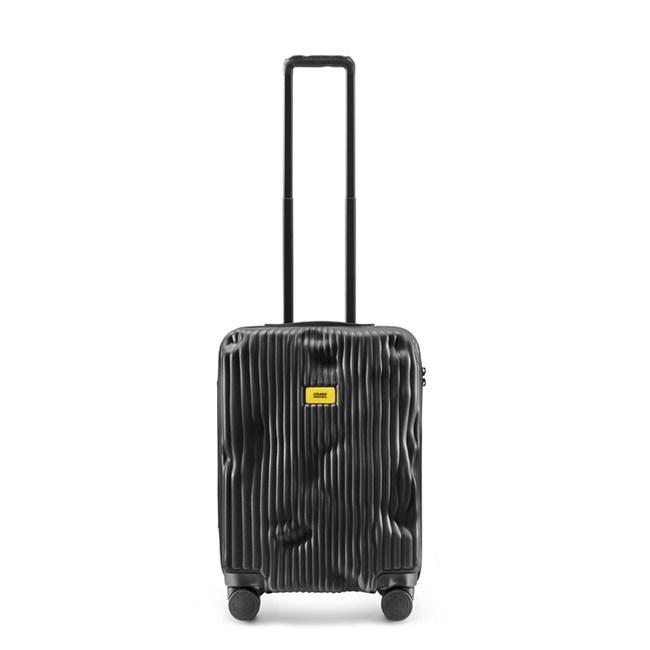 Crash Baggage Stripe 條紋登機箱20吋-酷黑