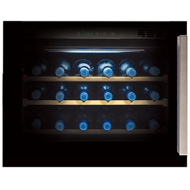 【義大利貝斯特best】雙溫冷藏酒櫃 WE-535R60 × 46 × 56cm