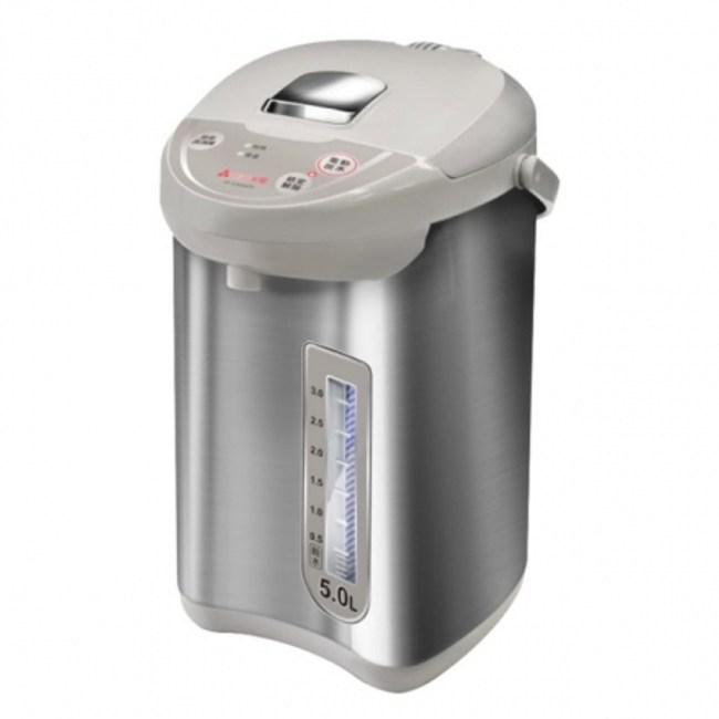 【元山】5.0L 單溫微電腦熱水瓶 YS-5504APS