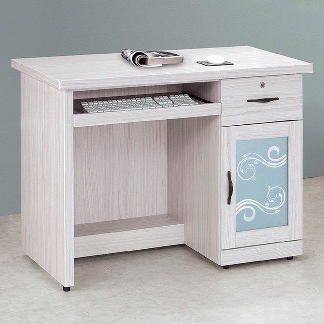 【YFS】洛伊絲3.5尺電腦桌-105x60x81cm