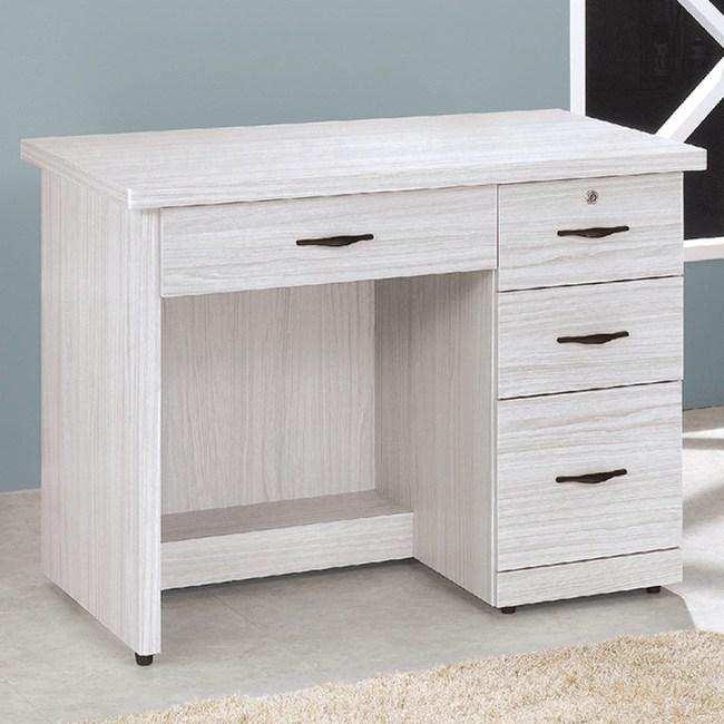 【YFS】洛伊絲3.5尺書桌-105x60x81cm