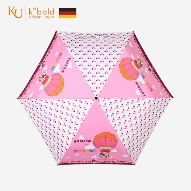 【德國kobold】迪士尼官方授權-6K晴雨兩用傘-熱氣球米奇