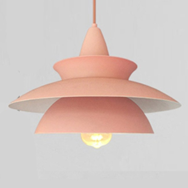 HONEY COMB 前衛感極簡單吊燈 TA8958 粉色
