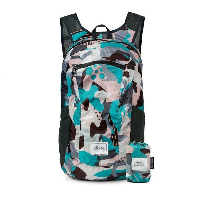 Matador DL16 Backpack 口袋型防水背包都會彩繪