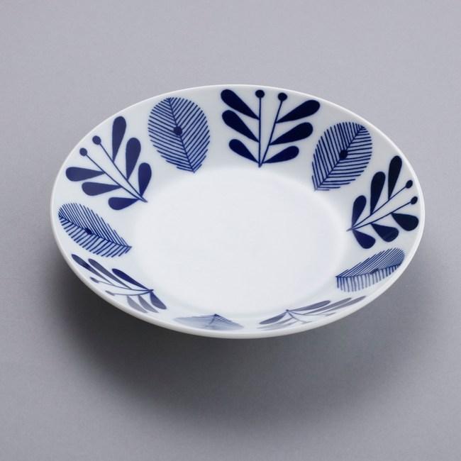 日本藍楓林輕量盤 7吋