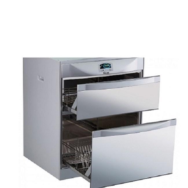 (無安裝)林內落地式雙抽屜60公分烘碗機RKD-6053(P)-X