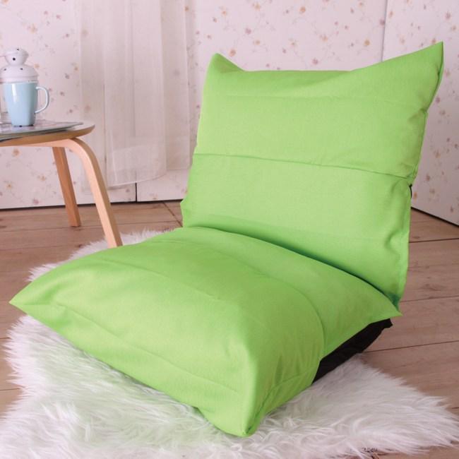 伊登 巧樂 單人和室椅(綠)