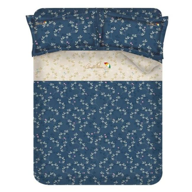 Arnold Palmer雨傘牌 浮草之詩-精梳棉床包雙人加大四件組