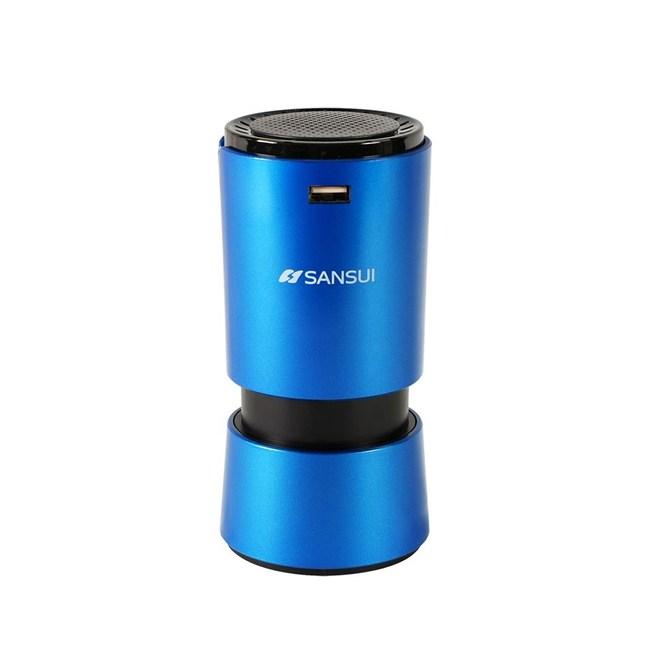 【日本山水SANSUI】SAP-X050 智能USB負離子 空氣清淨機