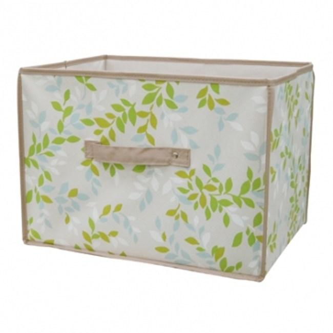 蜜莉抽屜收納箱橫式-綠