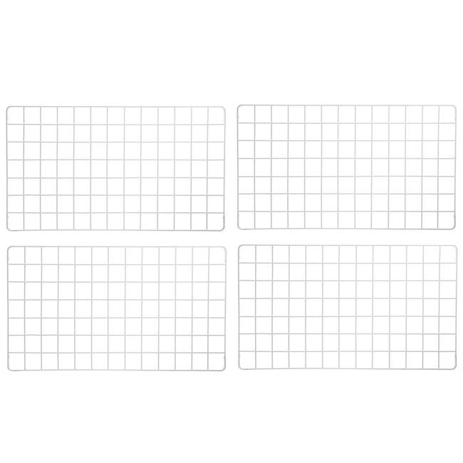 特力屋萊特收納櫃 層板配件 白色 4入