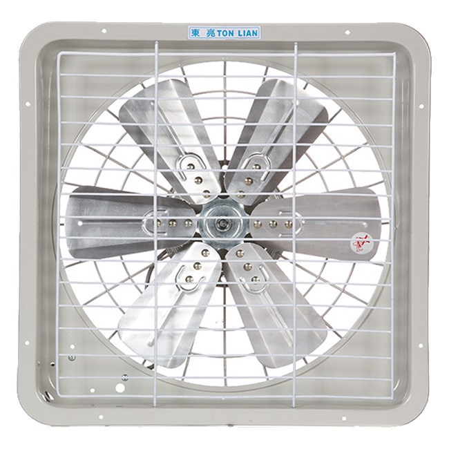 【東亮】10吋鋁葉吸排兩用通風扇 TL-610