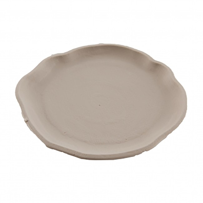 瓦仔皿3吋 (白) EX3D