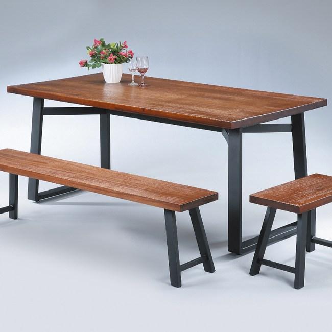【YFS】尼斯6尺休閒桌-175x89.6x76cm(DIY)