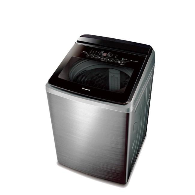 國際牌22公斤變頻洗衣機NA-V220KBS-S