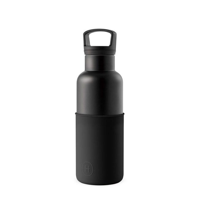 【HYDY】時尚保溫瓶 油墨黑-黑瓶 (480ml)