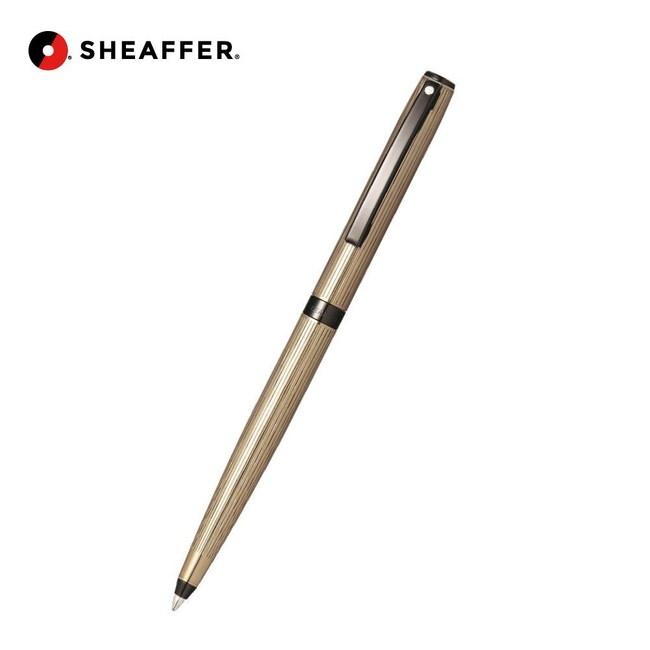 西華SheafferSagaris新飾面原子筆-鈦灰E2948251