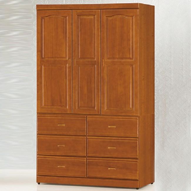 【YFS】亞度尼斯樟木4x7尺衣櫥-122x53x203cm