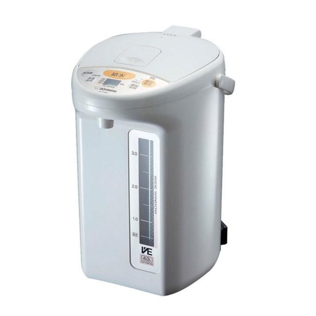 【象印ZOJIRUSH】4公升SuperVE真空微電腦電熱水瓶 CV-TWF40