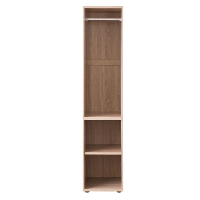 【TZUMii】卡爾開放式衣櫥