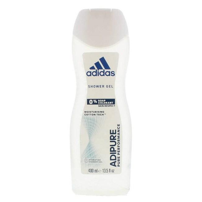 歐洲版 Adidas 女性沐浴乳-純淨清爽 400ml*3