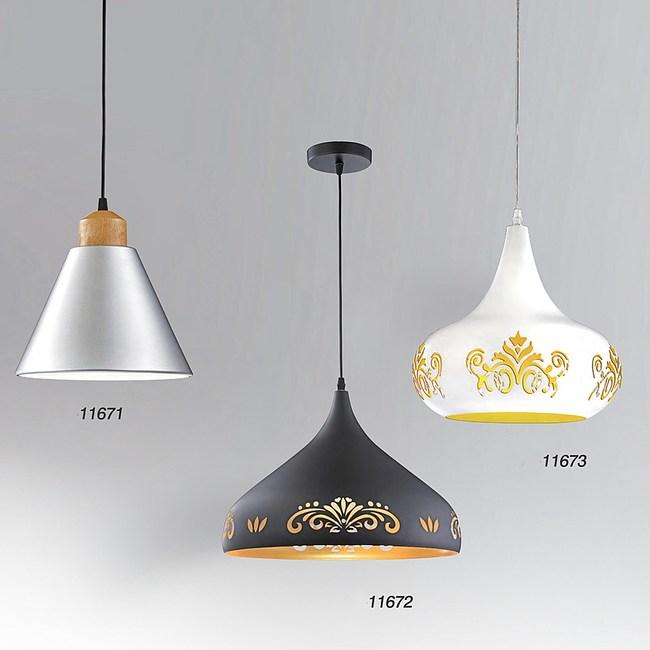 【PW居家燈飾】 藝術風單吊燈/吧檯燈/餐吊燈  黑色線割