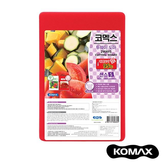 韓國KOMAX 抗菌多功能兩用砧板(小)小