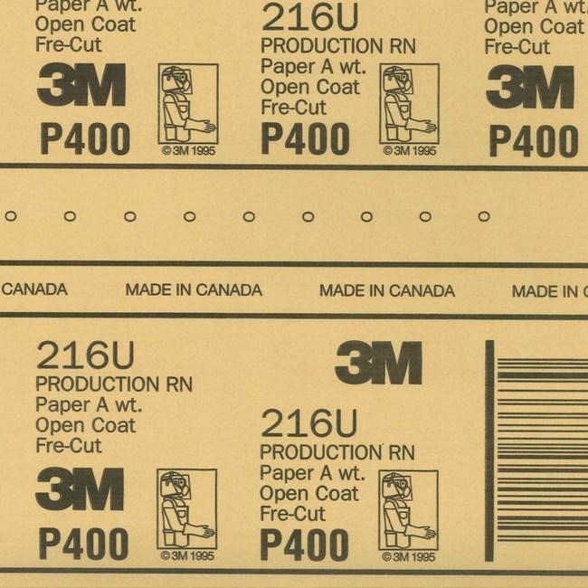 高耐磨砂紙-400號-5張
