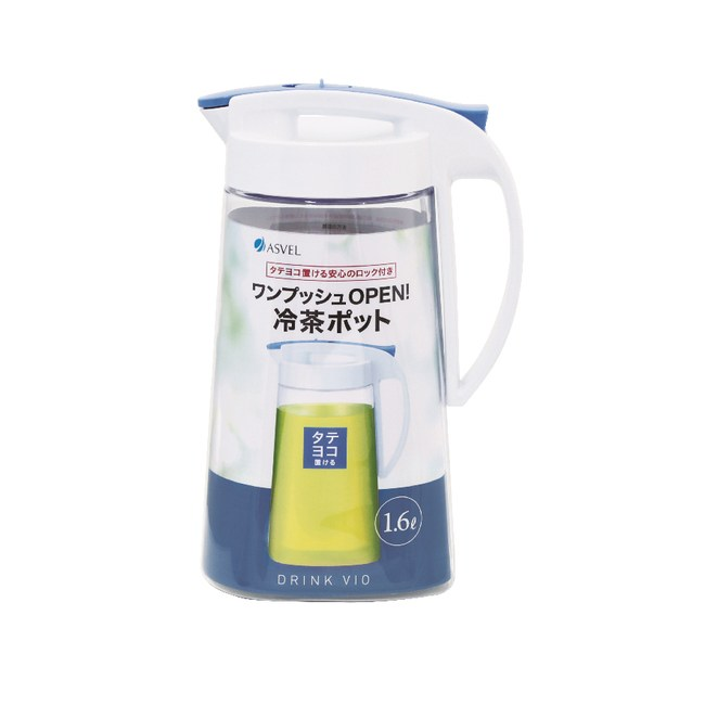 ASVEL可立臥冷水壺1.6L
