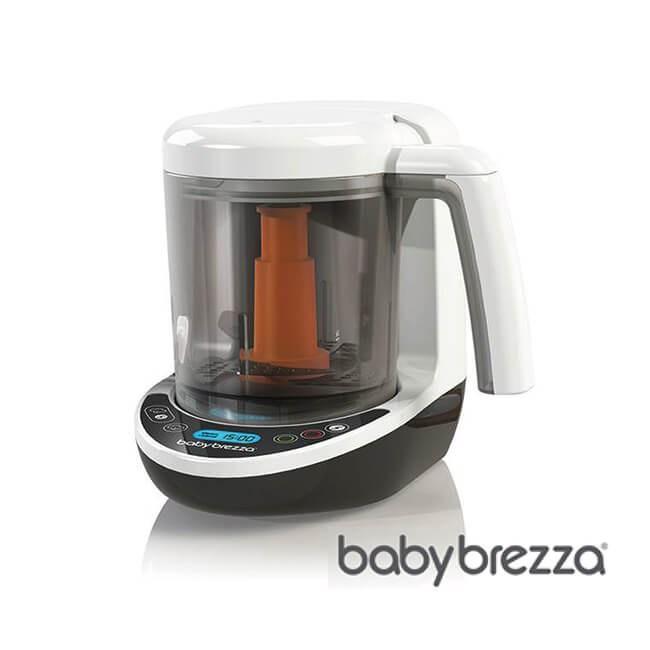 美國Babybrezza 副食品調理機-數位版