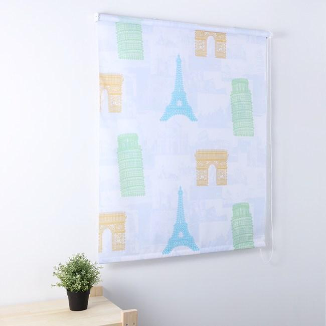風華歐洲遮光捲簾 90x180cm