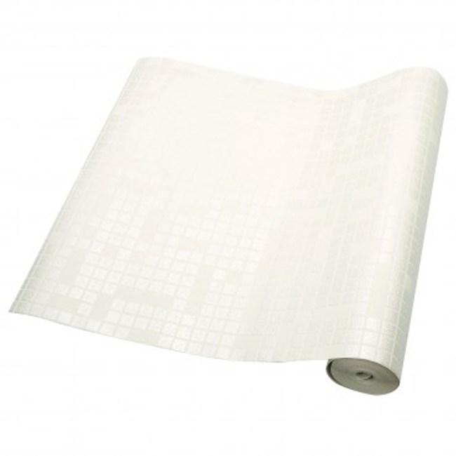 卡迪亞壁紙-白色方格88600
