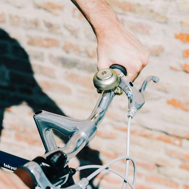 DOIY|紳士系列-自行車鈴