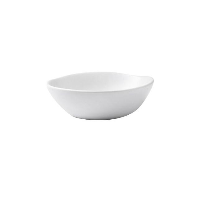 陶瓷調味調料碟-白色