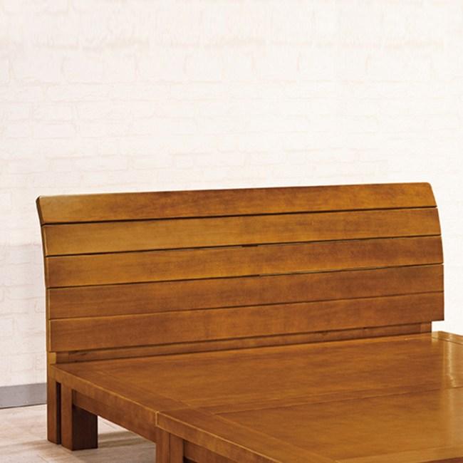 【YFS】伊登6尺樟木色床頭片-182x12x105cm
