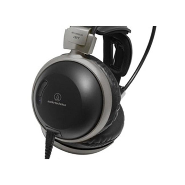 鐵三角 ATH-D900USB USB耳機 可拆式耳機導線 內建耳擴