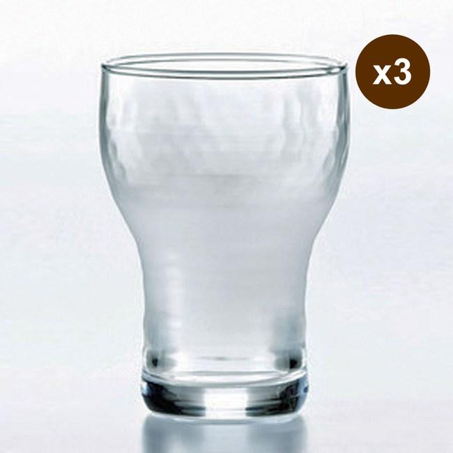 日本東洋佐佐木 啤酒發泡杯 (3入)尺寸:直徑8㎝x高11.5㎝、容量:31