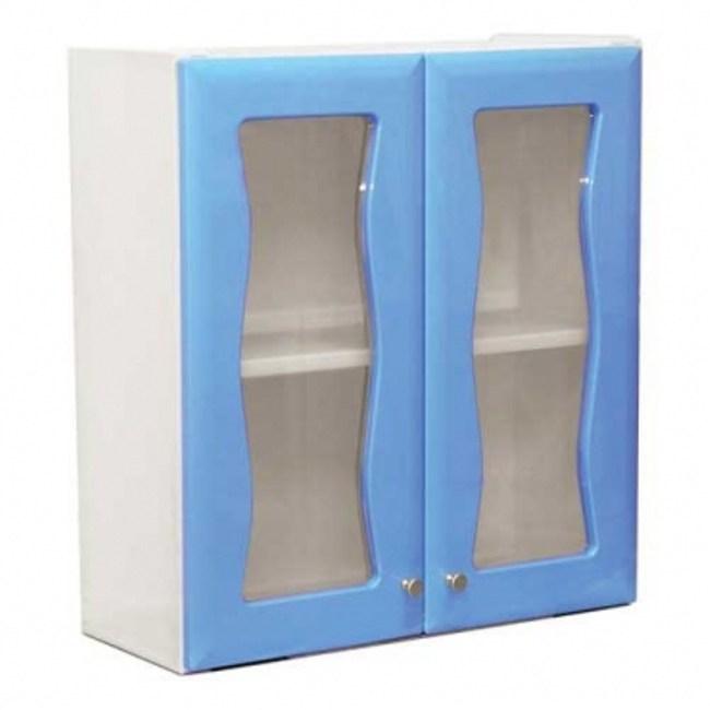 海灣雙門塑鋼烤漆浴櫃