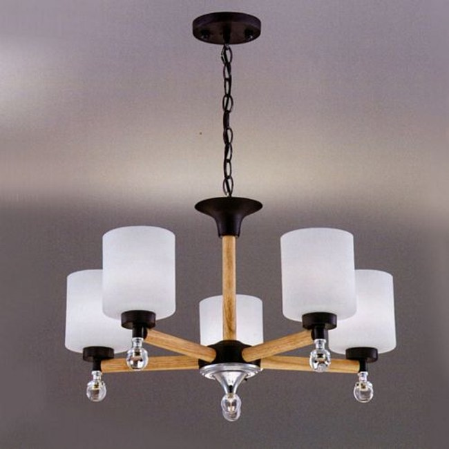 YPHOME 北歐風吊燈五燈 S81162H