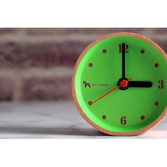 雷亞納圓鐘(蘋果綠)蘋果綠