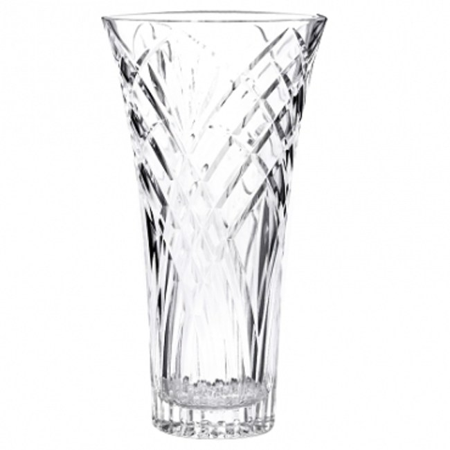 RCR 奧奇莉無鉛水晶花瓶 30cm