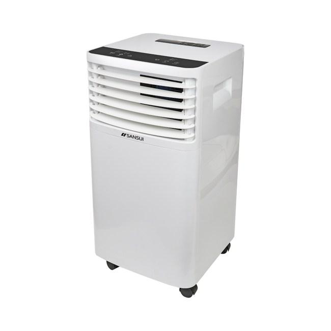 『FB分享再送全聯禮物卡2000元』山水移動式冷氣STC-800C