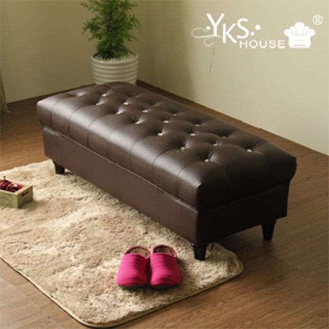 【YKSHOUSE】O-BY多色長方腳椅黑色