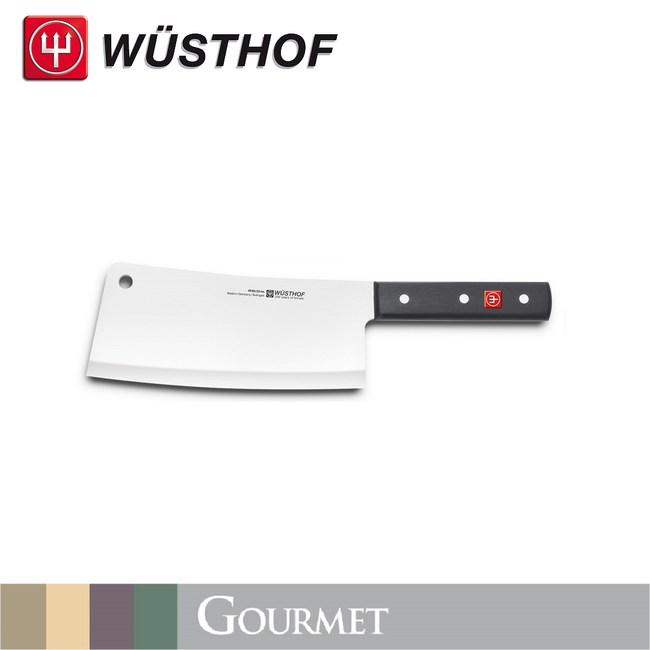 《WUSTHOF》德國三叉牌GOURMET 20cm 剁刀 (4680-20)