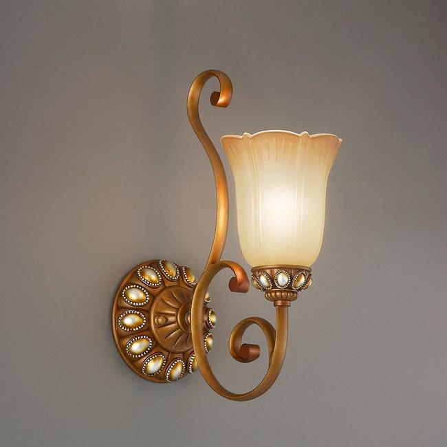 HONEY COMB 索拉莫古典皇室壁燈 TA7139R