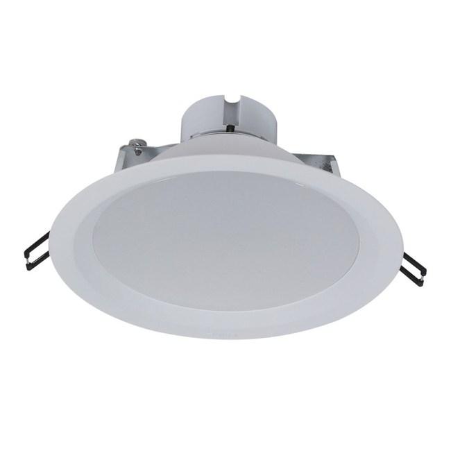飛利浦光亮LED崁燈12W 15CM晝光
