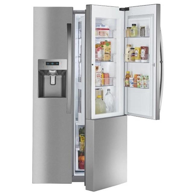 【美國 Kenmore 楷模】702L 對開門冰箱(型號:51863)