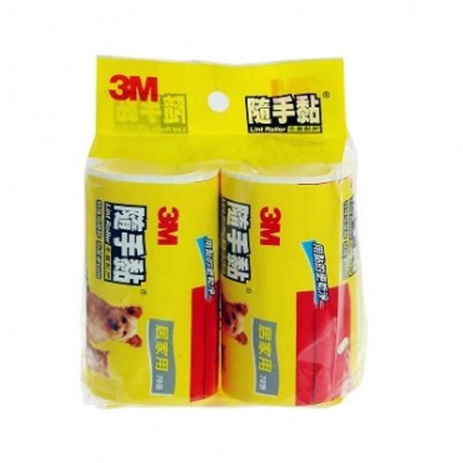 3M隨手黏把補充包-平面用